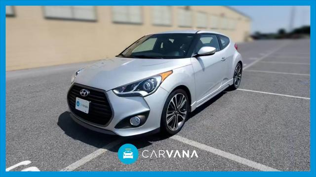 2016 Hyundai Veloster Turbo for sale in Blue Mound, TX