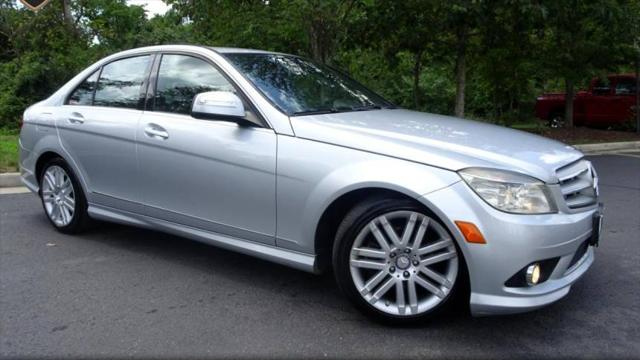 2009 Mercedes-Benz C-Class 3.0L for sale in Chantilly, VA