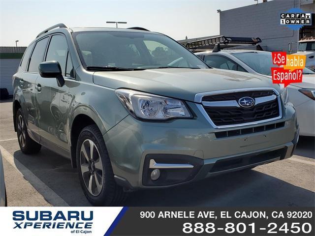 2018 Subaru Forester Limited for sale in El Cajon, CA