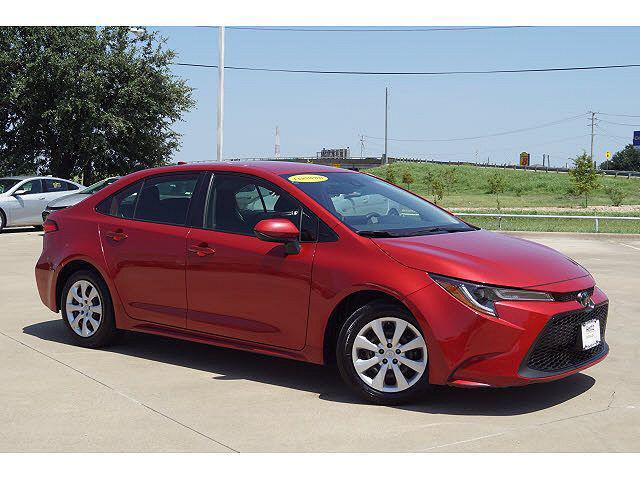 2020 Toyota Corolla LE for sale in Dallas, TX