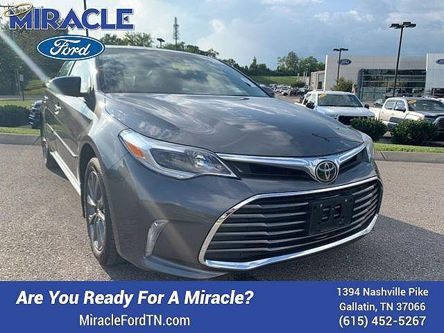 2018 Toyota Avalon XLE for sale in Gallatin, TN