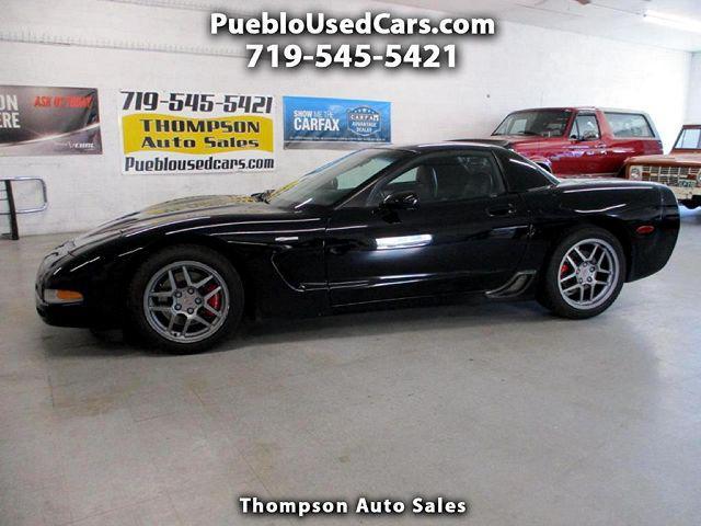 2001 Chevrolet Corvette Z06 for sale in Pueblo, CO