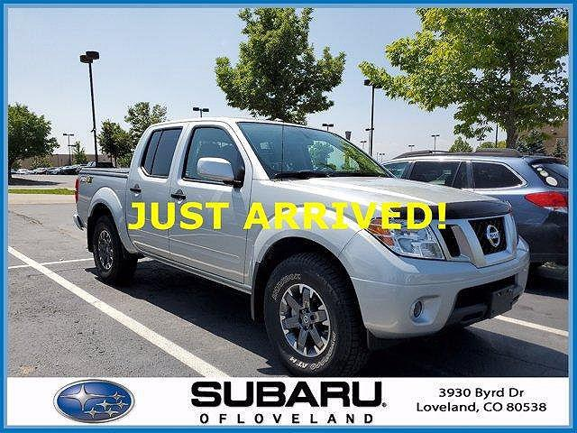 2019 Nissan Frontier PRO-4X for sale in Loveland, CO