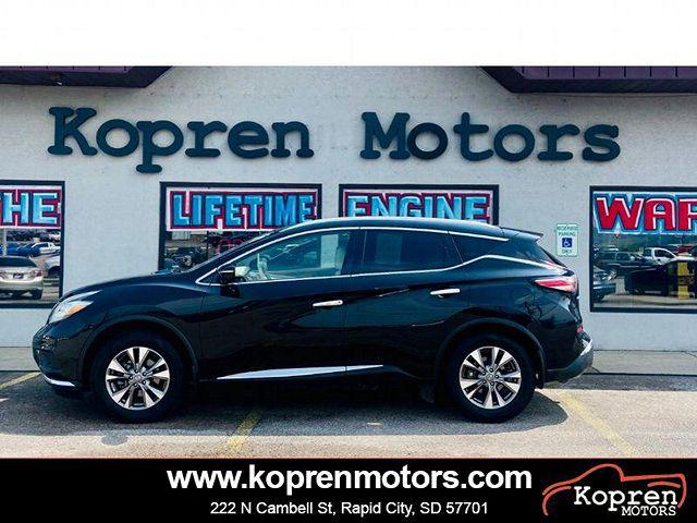 2015 Nissan Murano SL for sale in Rapid City, SD