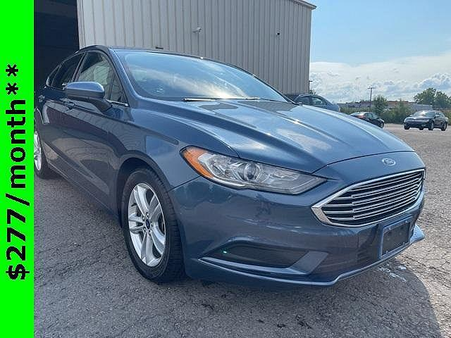 2018 Ford Fusion SE for sale in Webster, NY