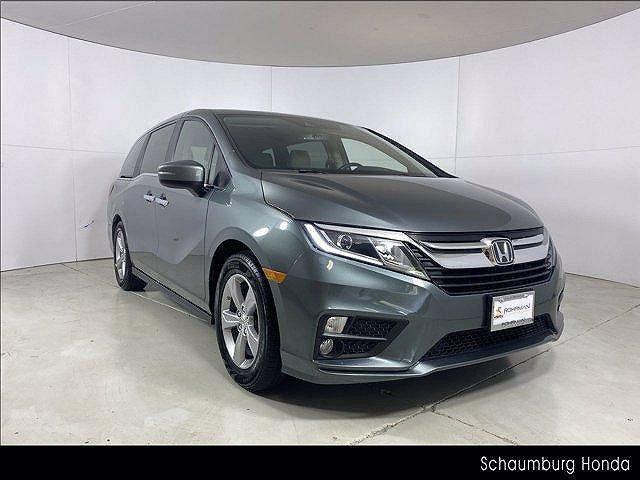 2018 Honda Odyssey EX-L for sale in Schaumburg, IL