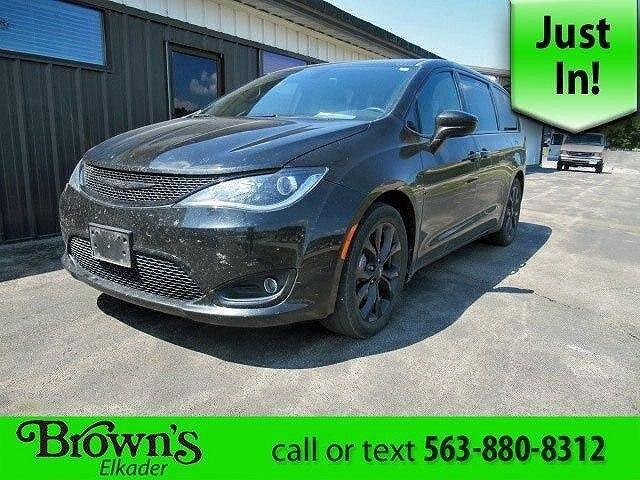 2019 Chrysler Pacifica Touring Plus for sale in Elkader, IA