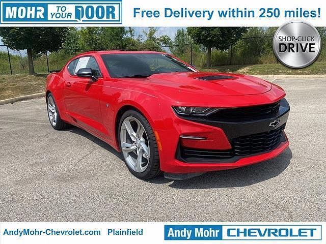 2019 Chevrolet Camaro 2SS for sale in Plainfield, IN