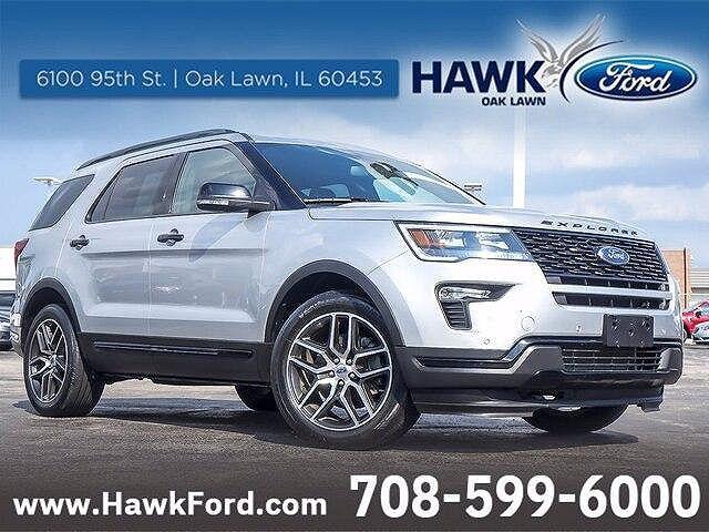 2019 Ford Explorer Sport for sale in Oak Lawn, IL