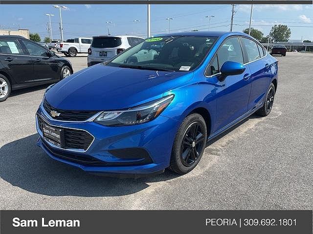 2018 Chevrolet Cruze LT for sale in Peoria, IL
