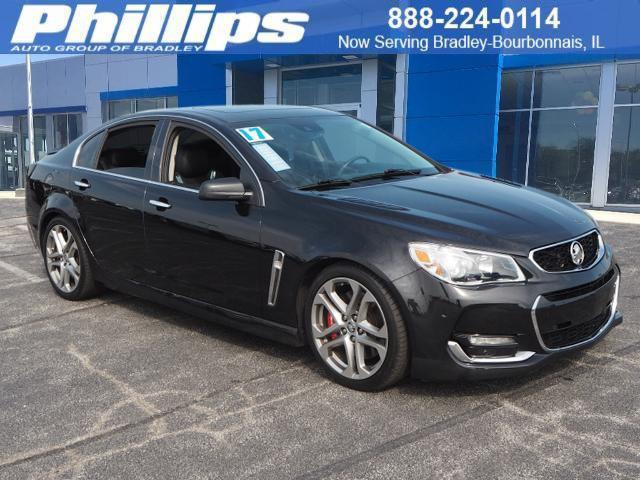 2017 Chevrolet SS 4dr Sdn for sale in BOURBONNAIS, IL
