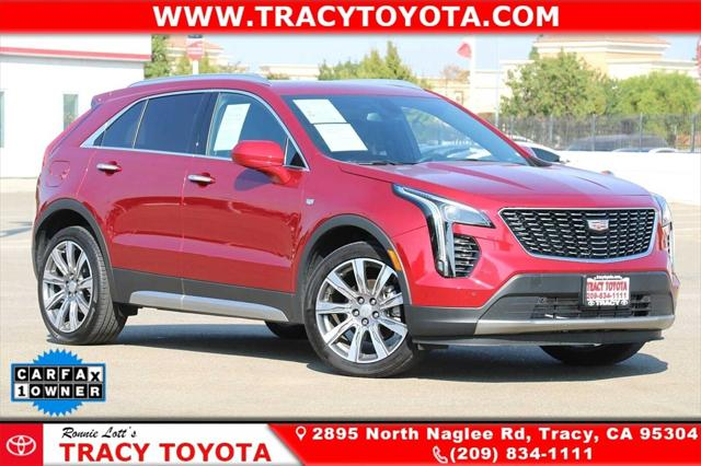 2019 Cadillac XT4 AWD Premium Luxury for sale in Tracy, CA
