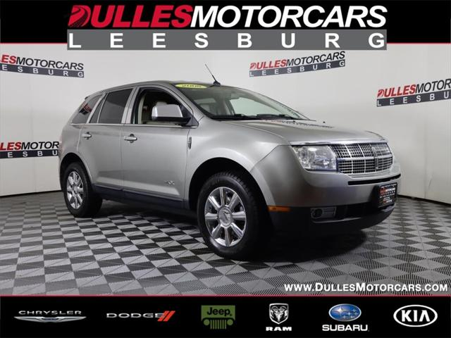 2008 Lincoln MKX AWD 4dr for sale in Leesburg, VA