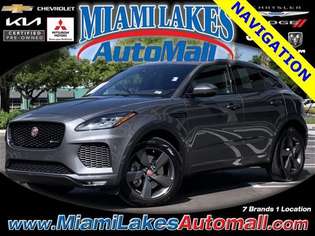 2020 Jaguar E-PACE for sale near Miami Lakes, FL