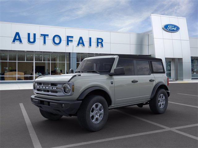 2021 Ford Bronco Big Bend for sale in Haverhill, MA
