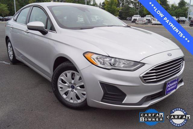 2019 Ford Fusion S for sale in Chantilly, VA