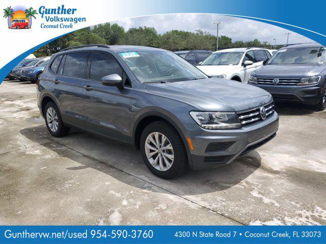 2019 Volkswagen Tiguan S for sale in Coconut Creek, FL