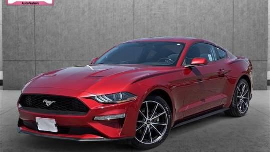 2018 Ford Mustang EcoBoost for sale in Irvine, CA