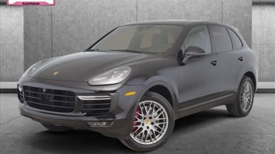 2016 Porsche Cayenne Turbo for sale in Naperville, IL