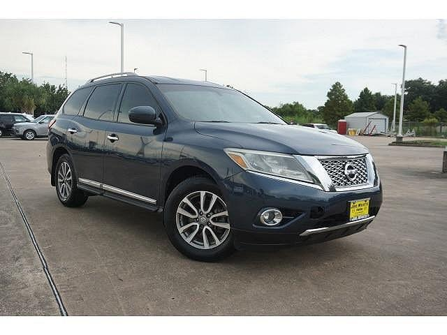 2015 Nissan Pathfinder SL for sale in Jersey Village, TX