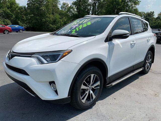 2016丰田RAV4 XLE在特拉华州出售