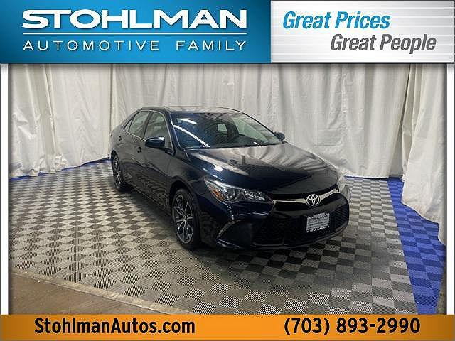 2017 Toyota Camry XSE for sale in Vienna, VA