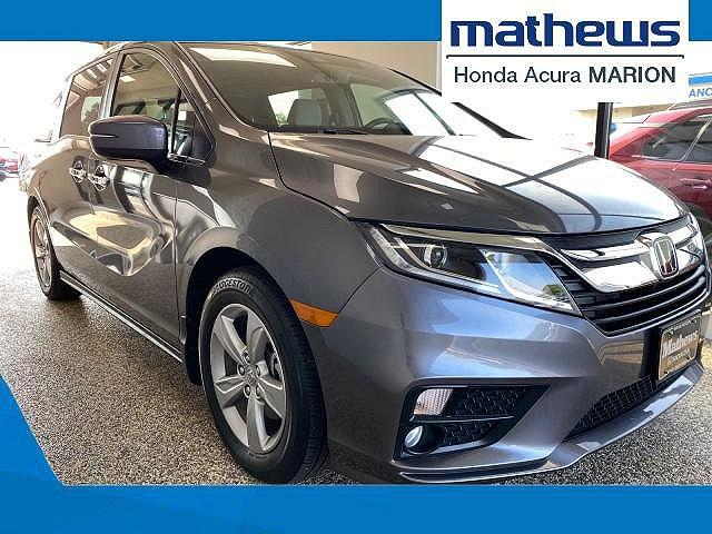 2019 Honda Odyssey EX-L for sale in Marion, OH
