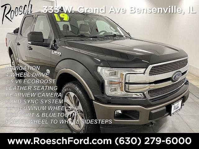 2019 Ford F-150 King Ranch for sale in Bensenville, IL