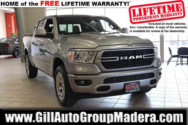 2021 Ram Ram 1500 Big Horn for sale in Madera, CA