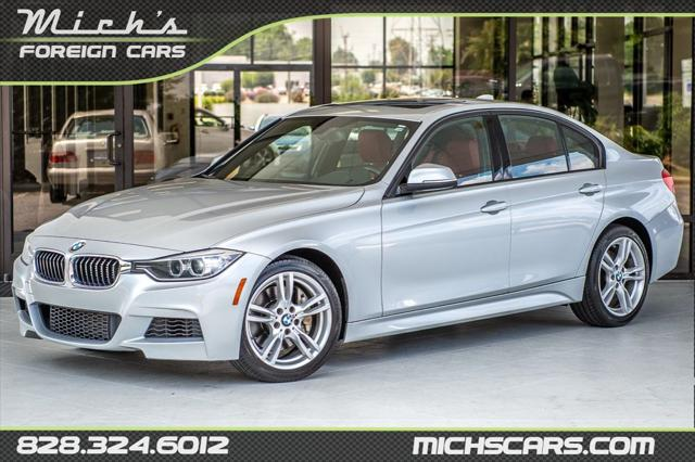 2014 BMW 3 Series M SPORT - X DRIVE - GORGEOUS COLOR COMBO - NAV - TURBO for sale in Hickory, NC
