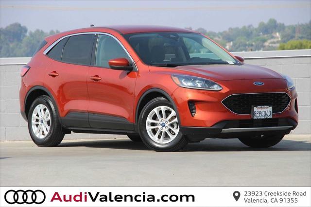 2020 Ford Escape SE for sale in Valencia, CA