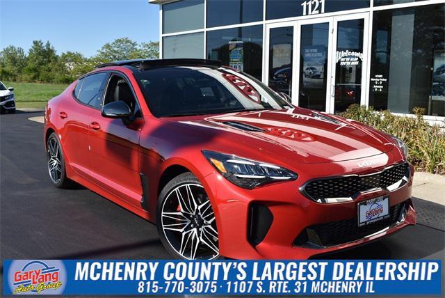 2022 Kia Stinger GT1 for sale in McHenry, IL
