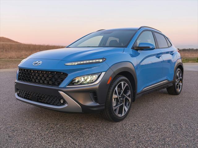 2022 Hyundai Kona Limited for sale in El Paso, TX