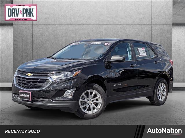 2021 Chevrolet Equinox LS for sale in Valencia, CA