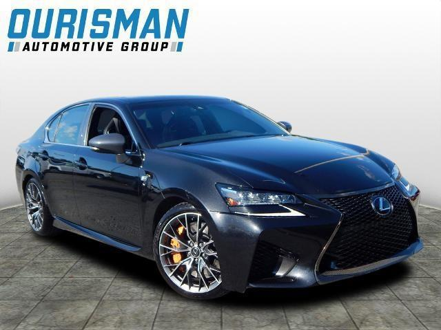 2016 Lexus GS F 4dr Sdn for sale in Rockville, MD