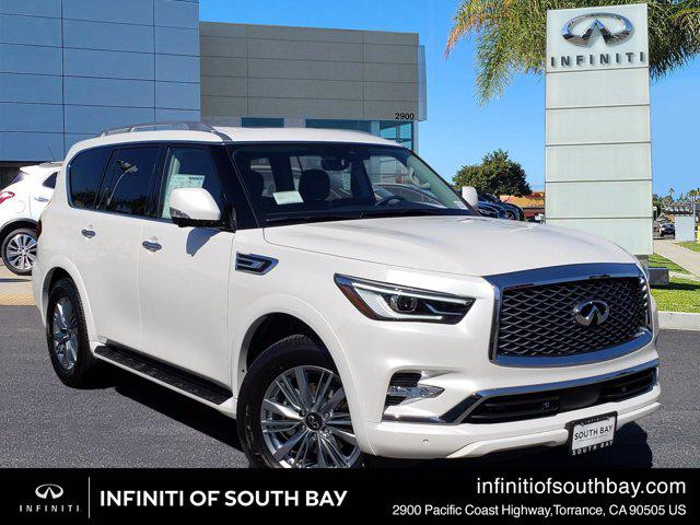 2022 INFINITI QX80 LUXE for sale in Torrance, CA
