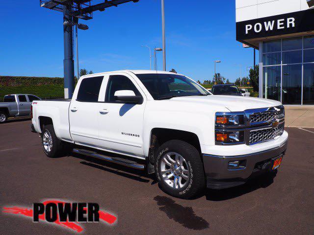 2015 Chevrolet Silverado 1500 LT for sale in Salem, OR