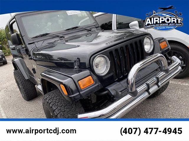 2003 Jeep Wrangler X for sale in Orlando, FL