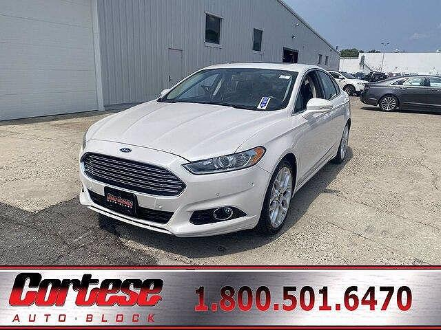 2014 Ford Fusion Titanium for sale in Rochester, NY