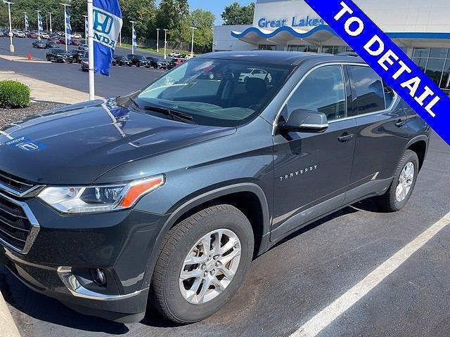 2019 Chevrolet Traverse LT Cloth for sale in Akron, OH