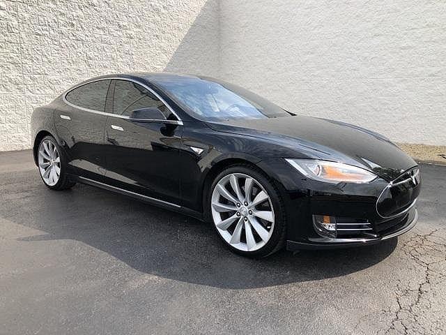 2013 Tesla Model S 4dr Sdn for sale in Matteson, IL