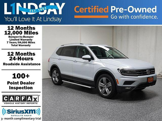 2019 Volkswagen Tiguan SEL Premium for sale in Sterling, VA