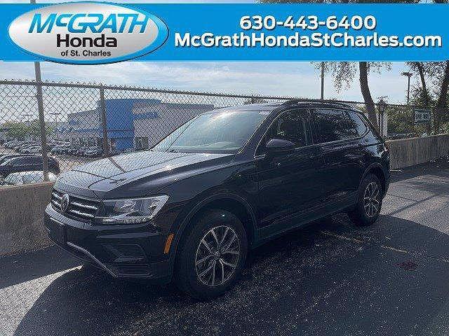 2019 Volkswagen Tiguan SE for sale in Saint Charles, IL