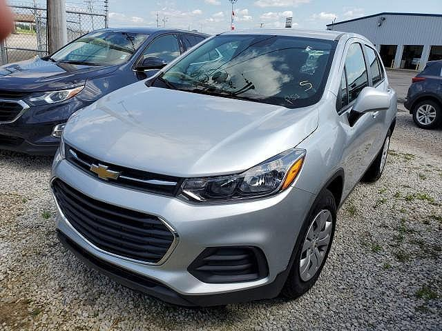 2018 Chevrolet Trax LS for sale in Willard, OH