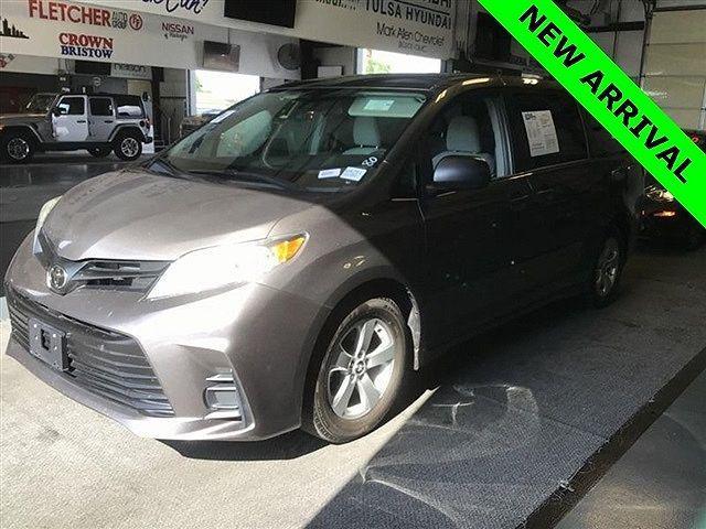 2018 Toyota Sienna L for sale in Bartlesville, OK