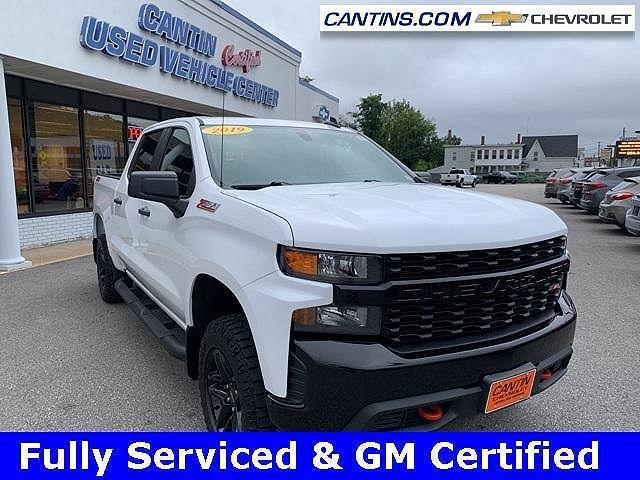 2019 Chevrolet Silverado 1500 Custom Trail Boss for sale in Laconia, NH
