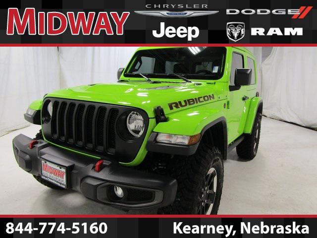 2021 Jeep Wrangler Rubicon for sale in Kearney, NE