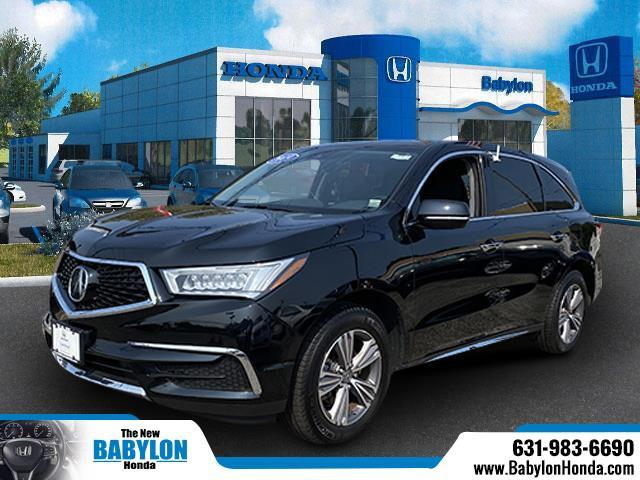 2019 Acura MDX SH-AWD for sale in West Babylon, NY