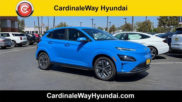 2022 Hyundai Kona Electric SEL for sale in Corona, CA