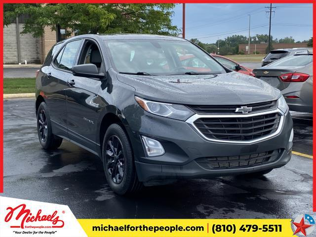2018 Chevrolet Equinox LS for sale in Fort Gratiot Township, MI
